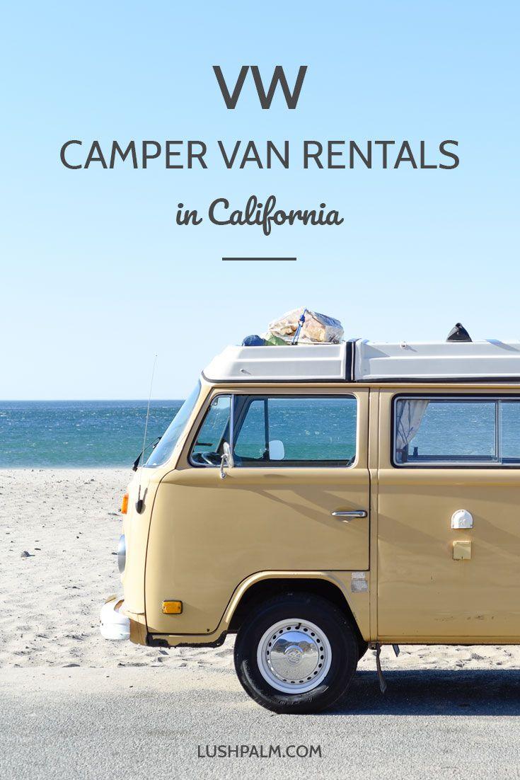 VW Vanagon Rental in California / Our Vintage Surfari Wagon