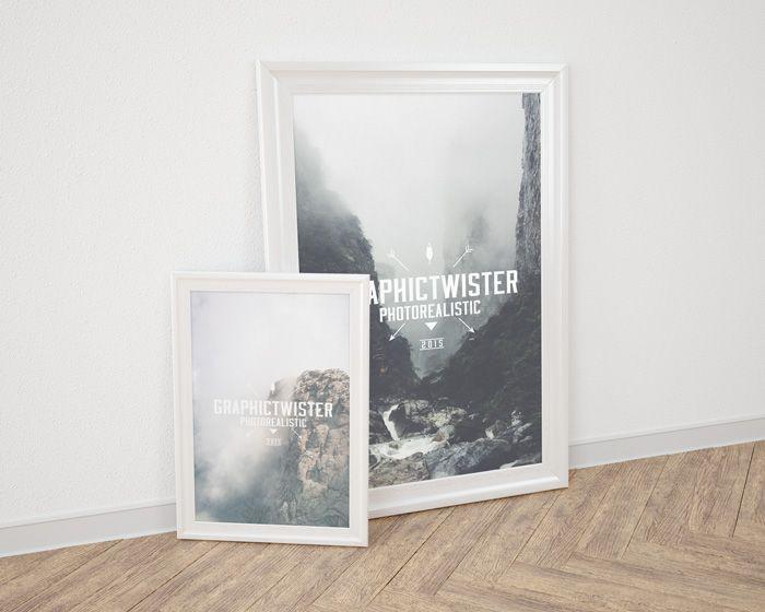 17 Best images about Frame mockups on Pinterest | Artworks ...