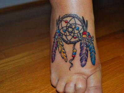 Dreamcatcher Tattoo Dreamcatcher Tattoos And Designs