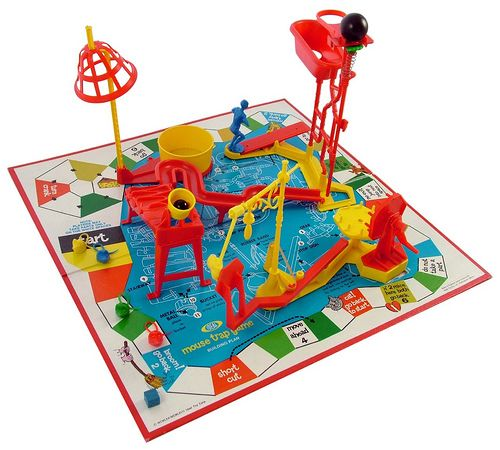 Mouse Trap Childhood Toys Favorite Board Games My Childhood Memories