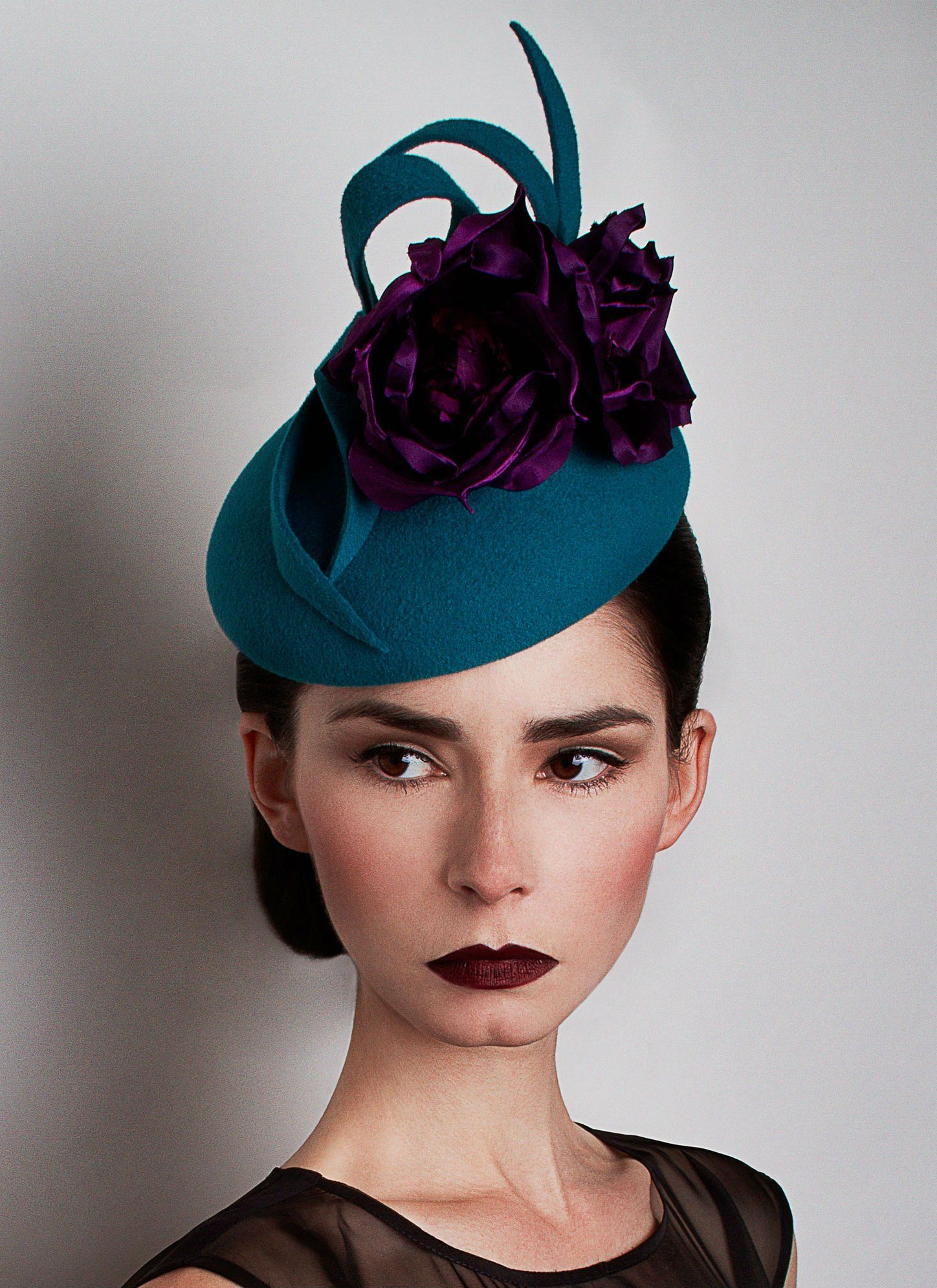 88d28df0f80 JOANNE EDWARDS MILLINERY WORKSHOPS WINTER FELT COCKTAIL HAT (WEEKEND)  Dates: Saturday 19th & Sunday 20th January 2019 10am-4.30pm Saturday 12th.