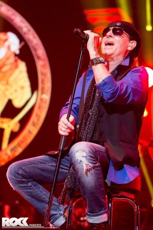 Scorpions 01 05 2014 Lanxess Arena Koln Mtv Unplugged Mtv Scorpion