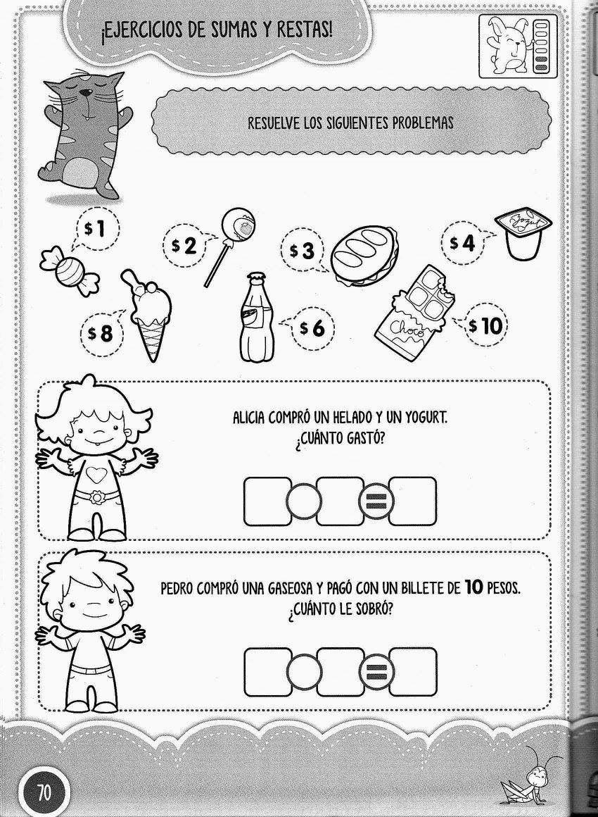 Pin De Ariadna Cuatecontzi En Matemáticas Para Niños Matemáticas De Primer Grado Matematicas Primero De Primaria Actividades De Matematicas