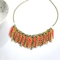 Chic Homemade Necklace – Make Your Own Chain Necklace with 3 Easy Steps