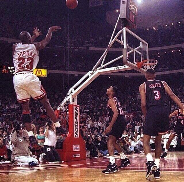 Michael Jordan Chicago Bulls バスケ 写真 ジョーダン バスケットボール