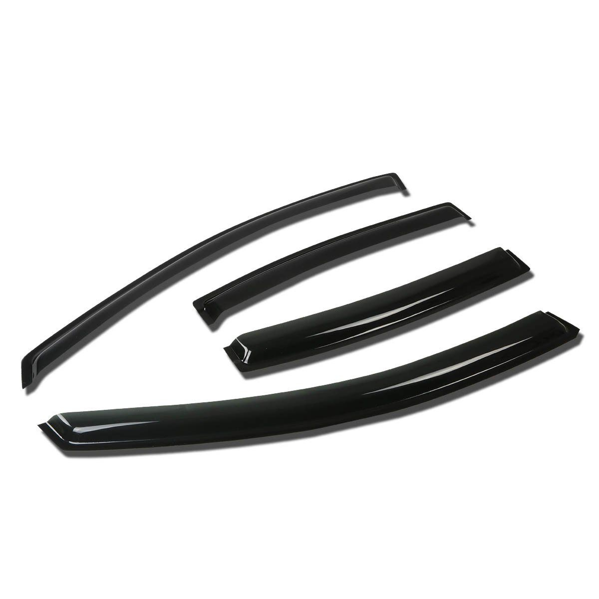 Dna Motoring Wvs 154 Window Vent Visor Deflector Rain Guard Dark Smoke 4 Piece More Info Could Be Found At The Image In 2020 With Images Sun Roof Dark Smoke Window Vents