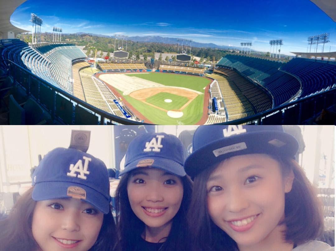 THINK BLUE: Doger's Stadium#dogerstadium#ドジャーズスタジアムドジャーズ#アメリカ#ロサンゼルス#カリフォルニア by kokoro038