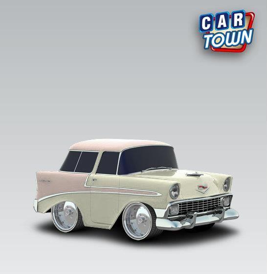 Chevrolet Nomad 1956 Sugar Sweet Chevrolet Land Rover Mini Cars