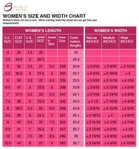 Woman S Shoes Size Chart Yahoo Image Search Results