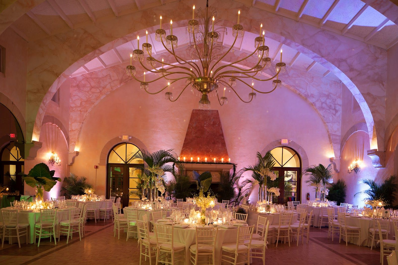 Wedding Ideas Photos The Celebration Society Miami Wedding Venues Waterfront Wedding New Years Eve Weddings