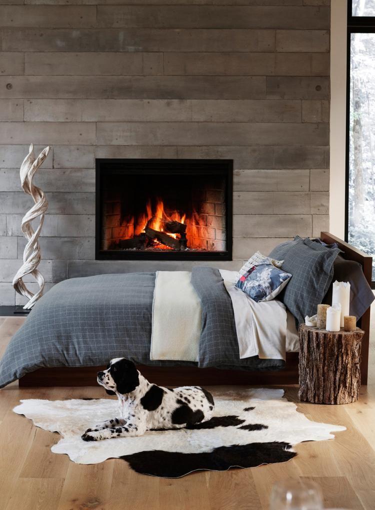 Décoration cheminée- quel habillage décoratif choisir? Living room