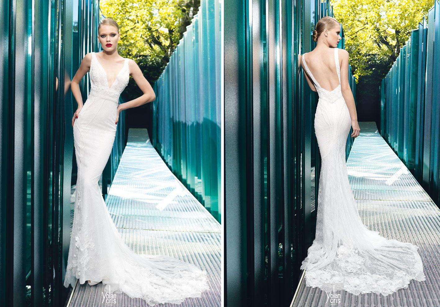 YolanCris   vestidos de novia alta costura y estilo vintage 2015 ...