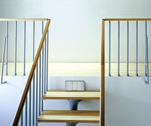 Best Kompact Adjustable Stair Kit Stair Kits Staircase Kits 640 x 480