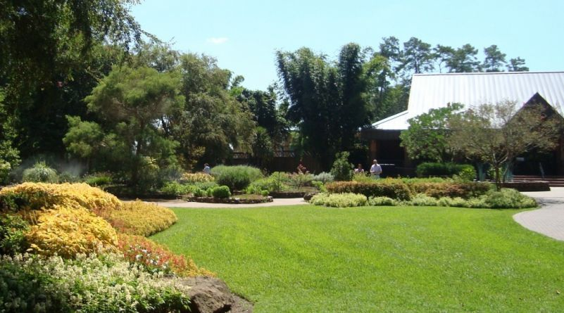 The Mercer Arboretum and Botanic Gardens is such a popular