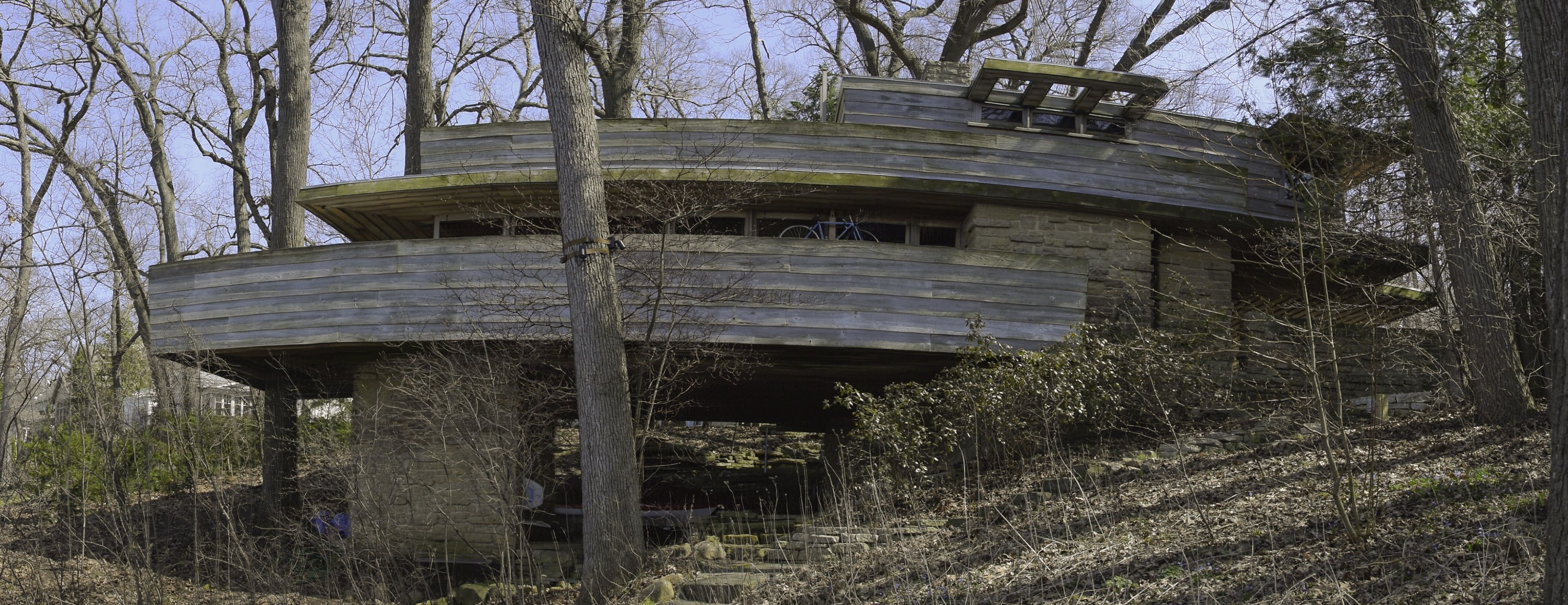 Frank Lloyd Wright locally: More works around Madison by America\'s ...