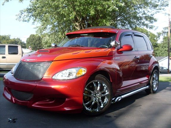 pt cruiser chrysler pt cruiser tuning cool pt cruisers pinterest motocicleta. Black Bedroom Furniture Sets. Home Design Ideas