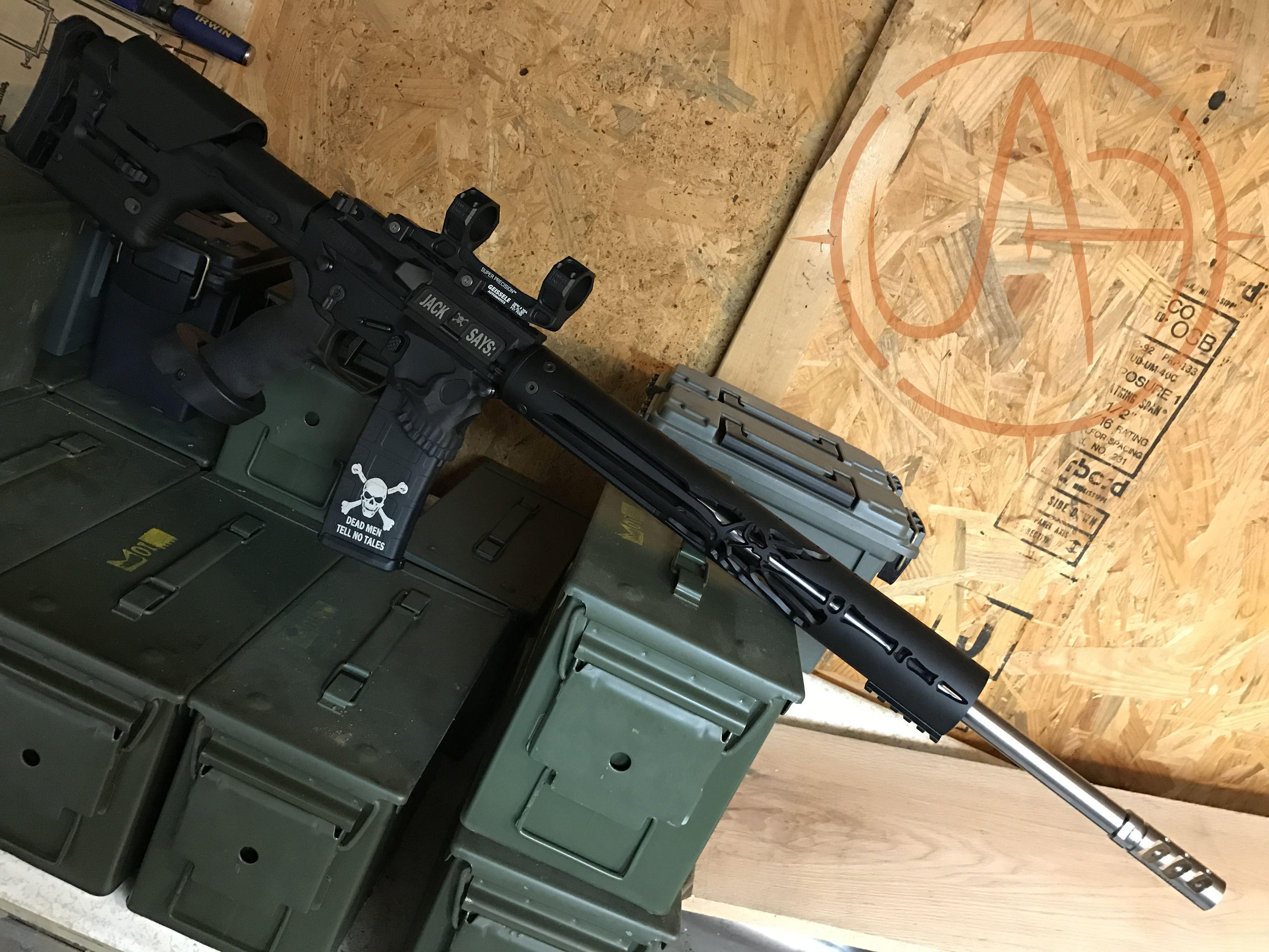 Unique-ARs UAR AR-15 AR15 AR Rifle Custom AR15 Custom ARs Custom ...
