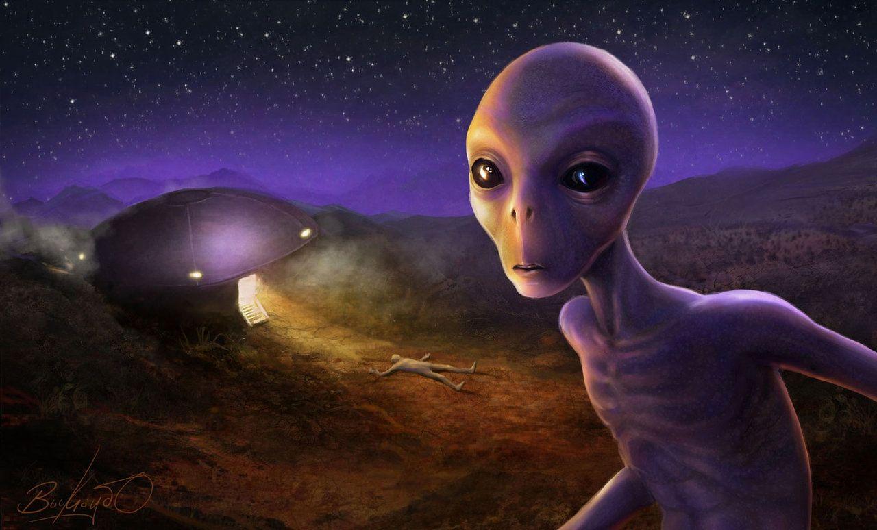 блюда картинки нло с пришельцами секрета этом нет