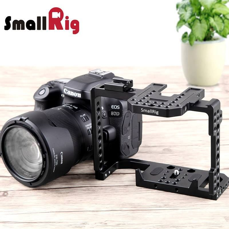 Canon EOS 80D 70D Camera Cage 1789 | Camera Cages | Canon