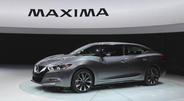 ألوان سيارة نيسان ماكسيما 2019 Nissan Maxima Car Sports Car Bmw Car