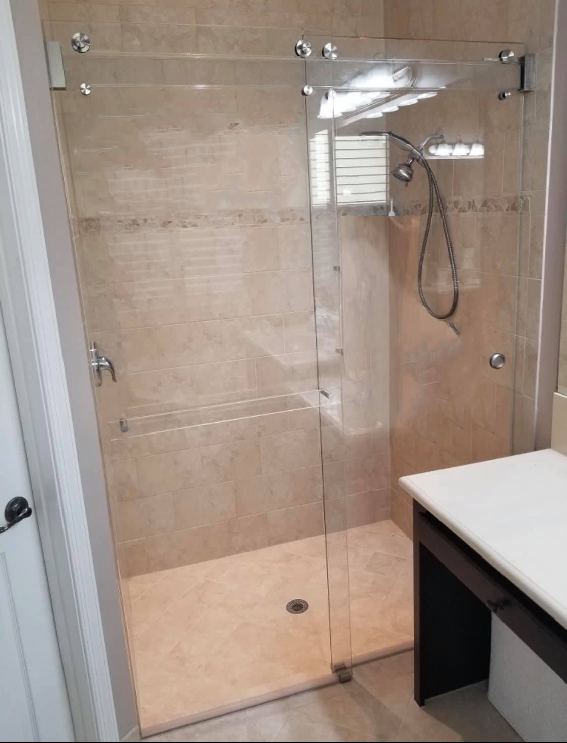 The Hottest Trending Frameless Shower The Clearslide Is First