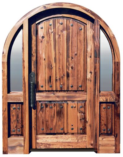 Arched Entrance - Arched Door 12th Cen France - 9021AT & Arched Entrance - Arched Door 12th Cen France - 9021AT | Dream ... Pezcame.Com