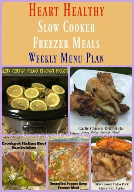 16+ super ideas for heart healthy recipes low sodium dinners crock pot 16+ super ideas for heart healthy recipes low sodium dinners crock pot