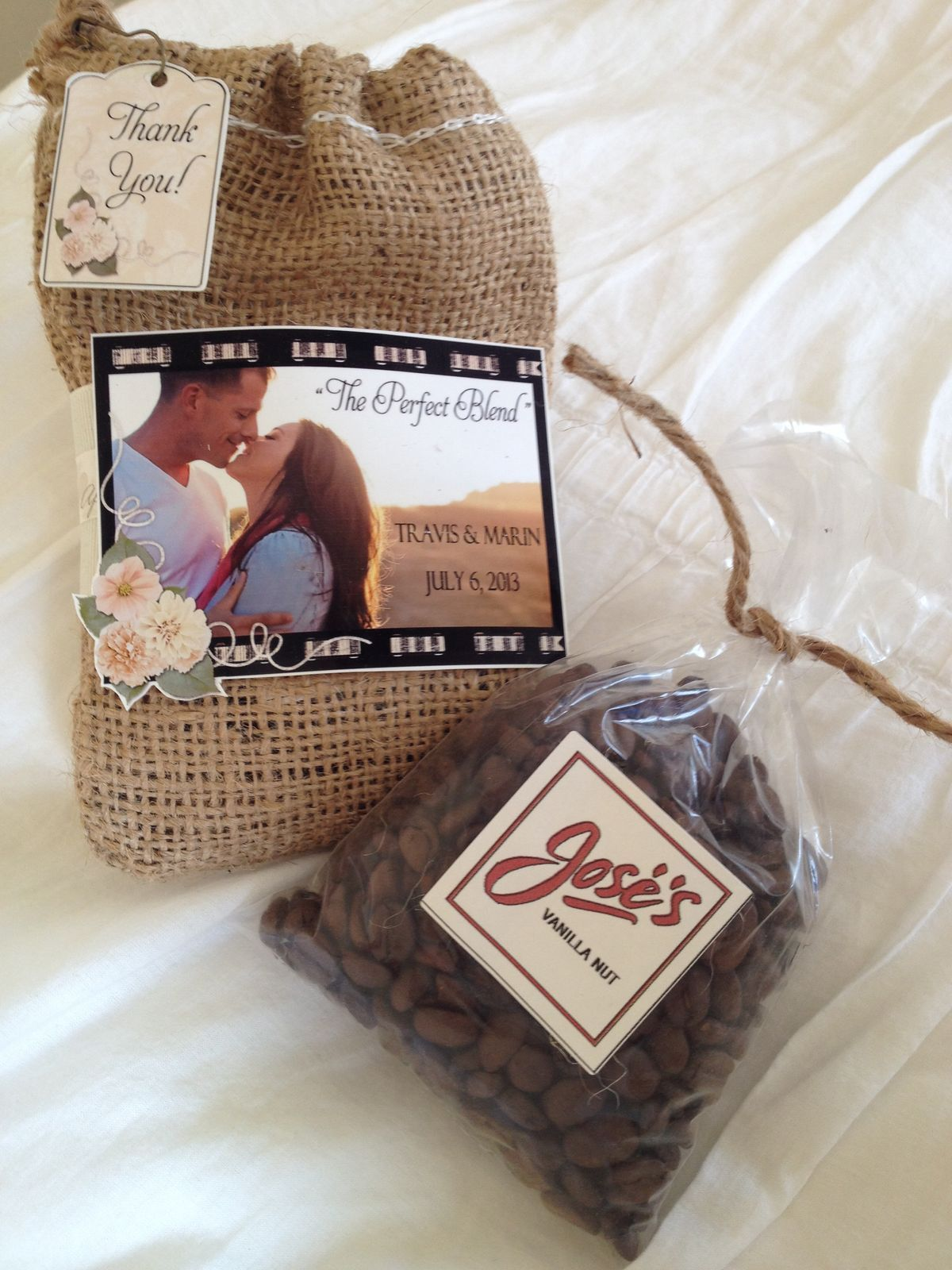 Coffee favors coffee wedding favors wedding shower