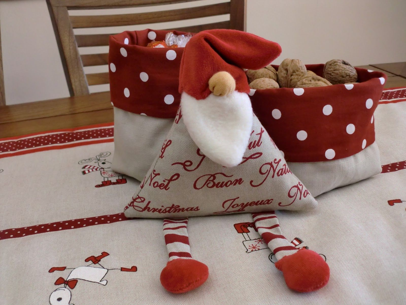 Pin von Mihaela Jacota auf Xmas | Pinterest | Nähen für weihnachten ...