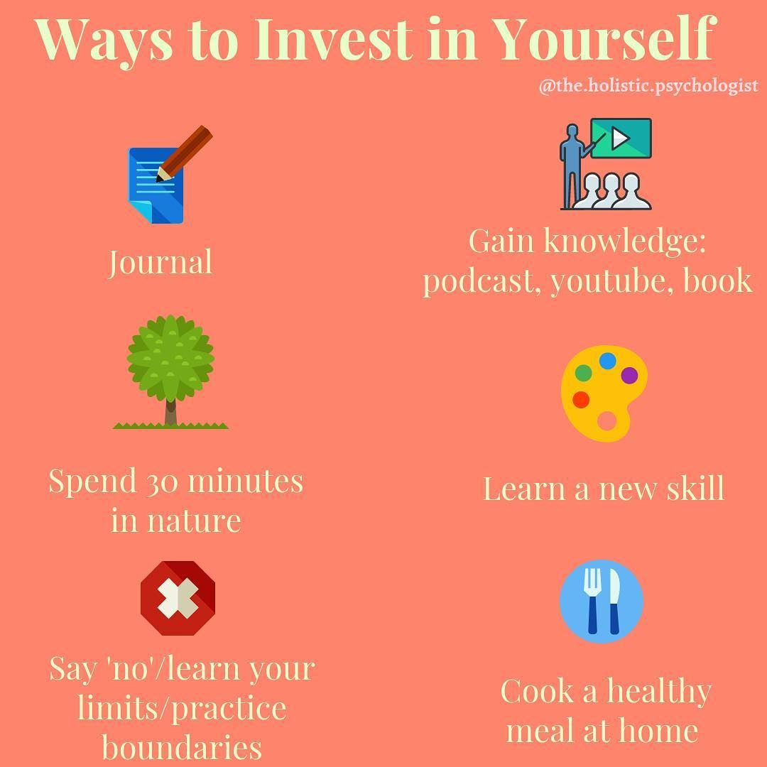 Dr Nicole Lepera On Instagram The Best Investment You