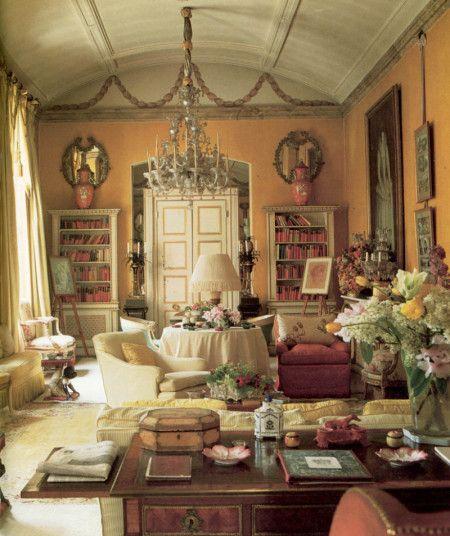 Decorate your home in english style decoraci n de for Decoracion de interiores ingles