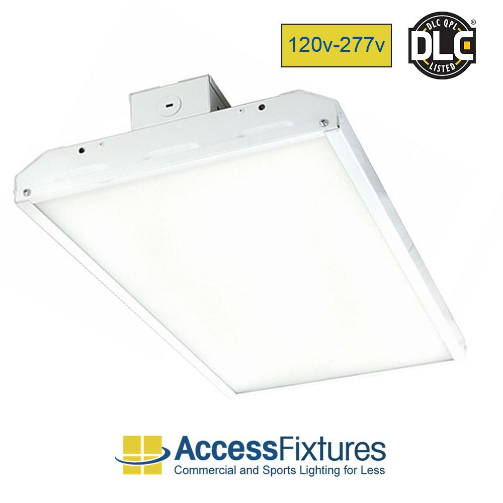 165w Led High Bay 120 277v 2 Length 5 Year Warranty High Bay Lighting Gym Lighting Led