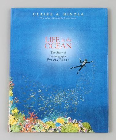 Life in the Ocean Hardcover by Macmillan on #zulily today