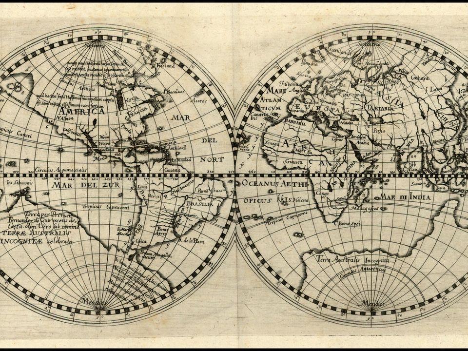 Mapas Antiguos - Megapost | Mapas antiguos, Mapas y Geografía