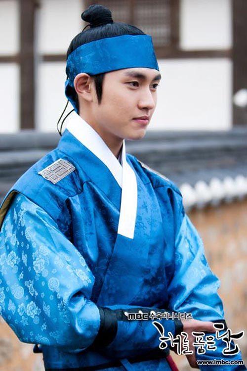 b65936e80f5 Prince Yamyung Lee Min Ho. Moon embrace the sun   Kim Soo Hyun ...