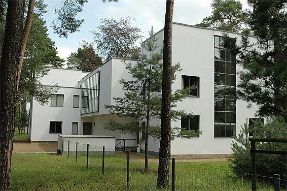 Ein Meisterhaus des Bauhaus Dessau (mit Bildern) Bauhaus