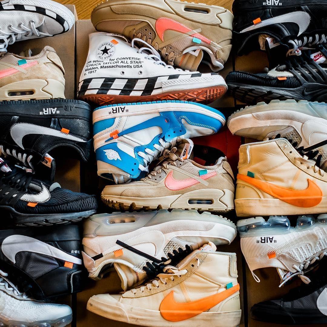 Off White X Nike Alle News Und Releasedates Der Beruchtigten Collabo Turnschuhe Nike Fashionblog