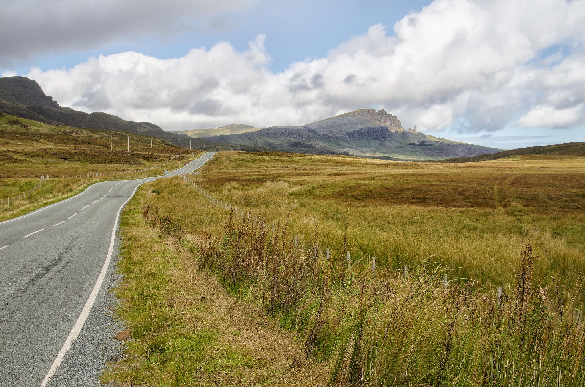 Road to The Old Man of Storr by Pablo Mandado on 500px