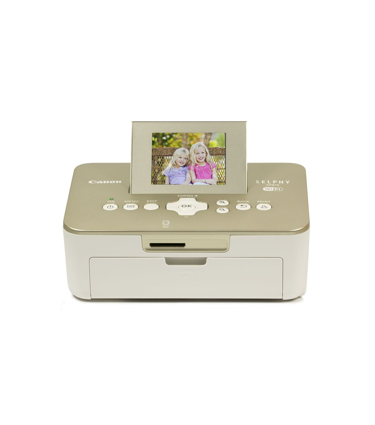 Canon Canon Selphy Cp910 Compact Photo Printer Paper Crafting