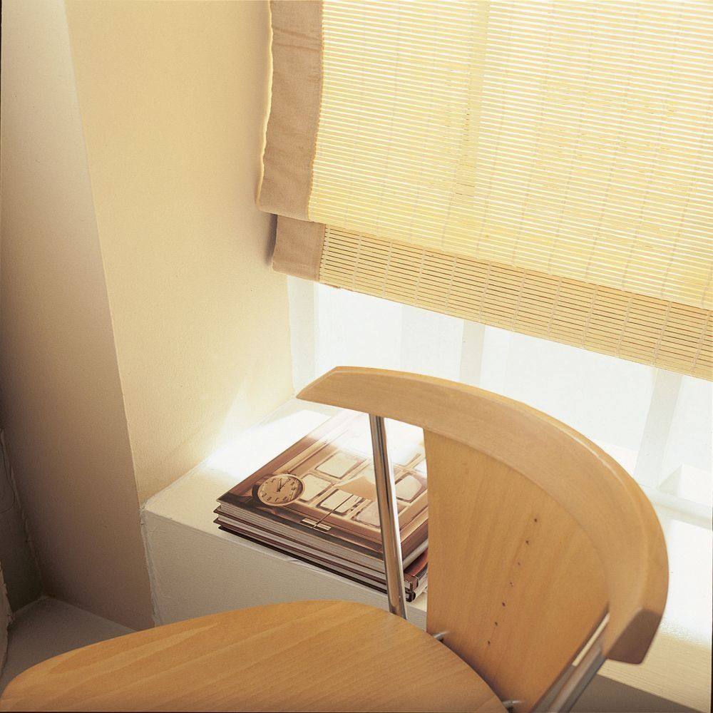 Deluxe Bamboo Woven Wood Shades Group A Fabrics Woven
