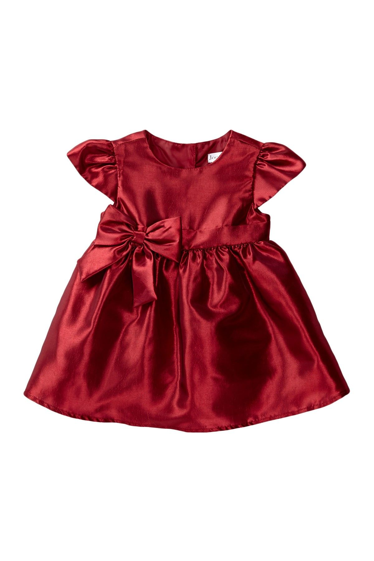 Yvette Bow Dress (Toddler