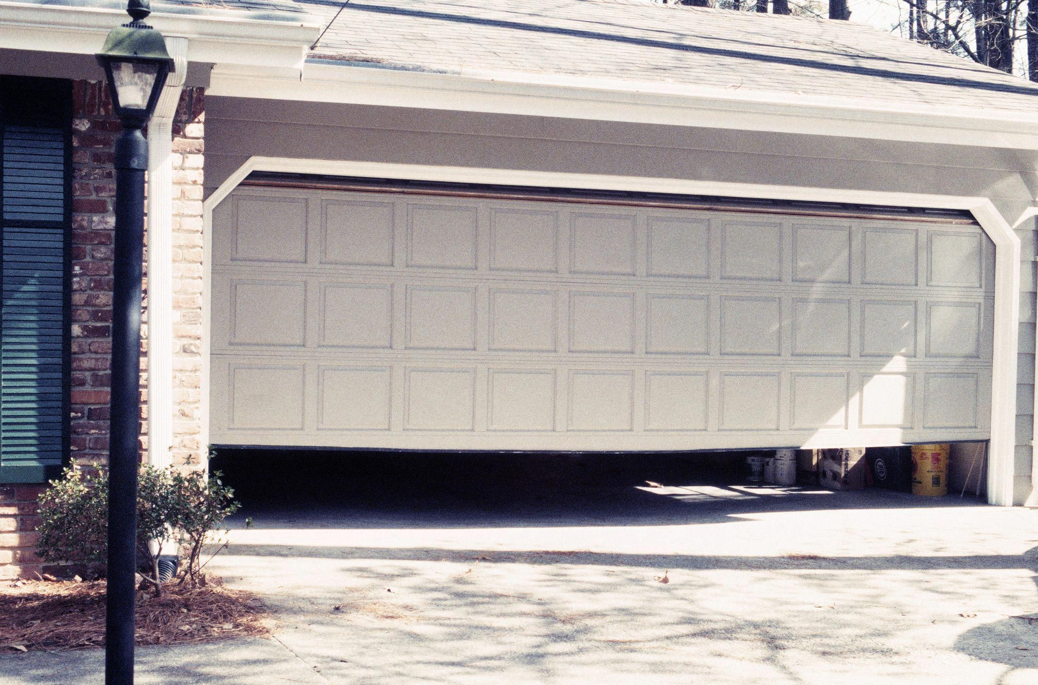 Answers to common questions about garage door sizes for existing