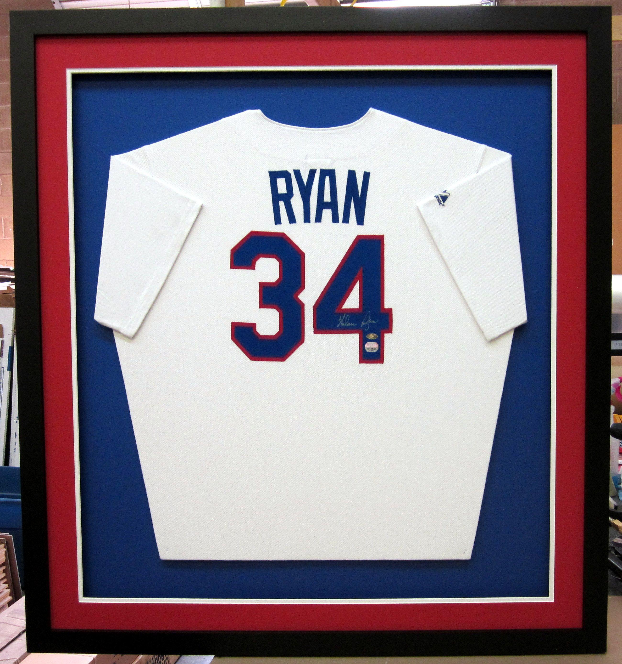 Nolan Ryan Jersey. Nolan Ryan ranked #20 among all time pitchers in ...