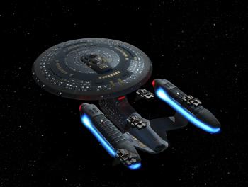 CLASSE AMBASSADOR - Star Trek: Federation GDR