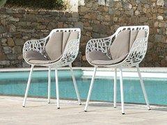 Aluminium Easy Chair Forest Aluminium Easy Chair Fast Gartenmobel Aus Aluminium Armlehnen Stuhle