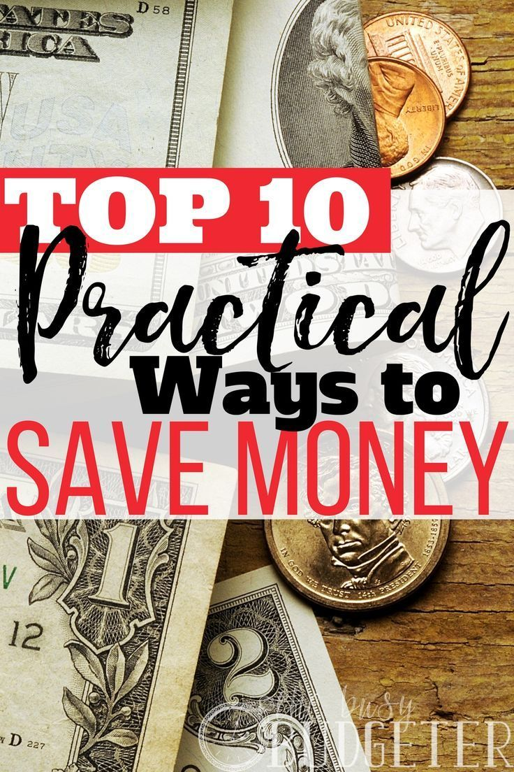Totally Practical Ways to Save Money Fast