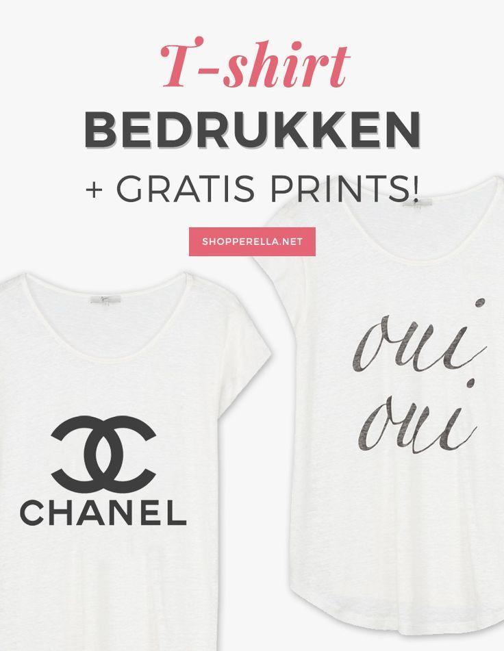 foto op shirt printen