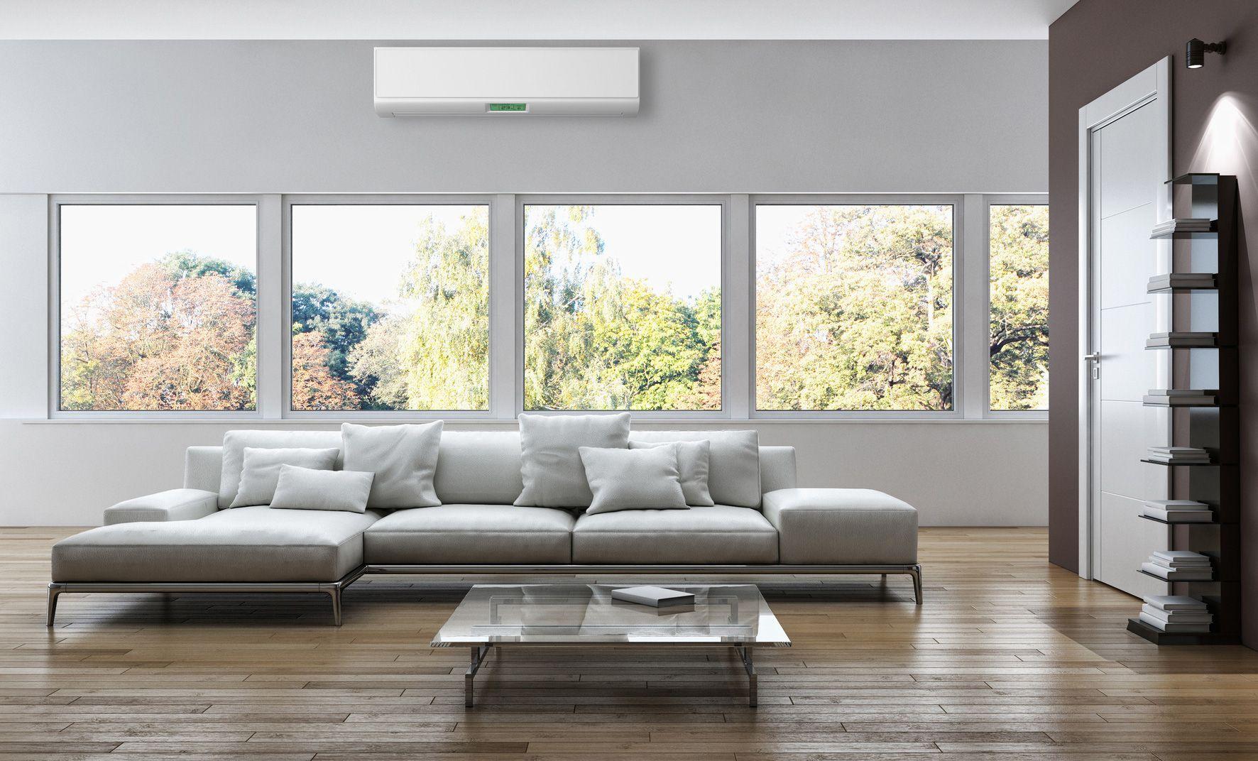 Homes Comfort Family HeatingandAir Home, Sectional