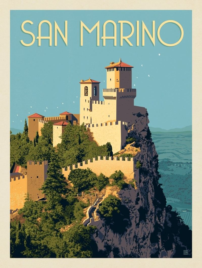 Anderson Design Group – World Travel – San Marino ...