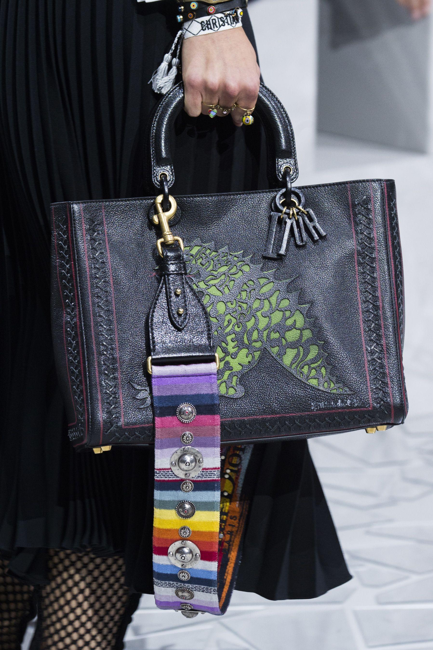 Best Handbags Of Paris Fashion Week Spring 2018 The Impression